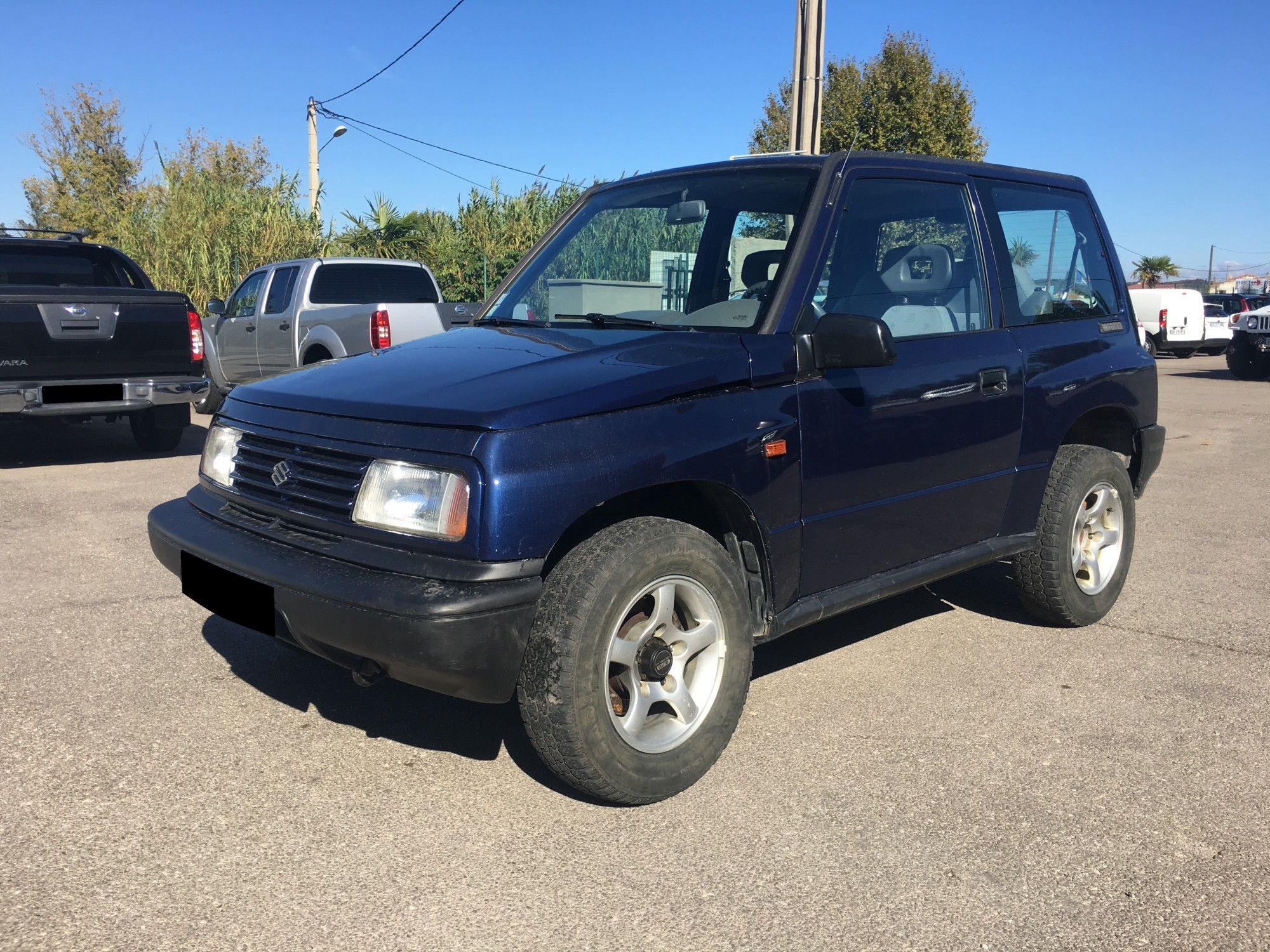Suzuki vitara 2.0 HDi 90 ch 2004 - pro fun 4x4