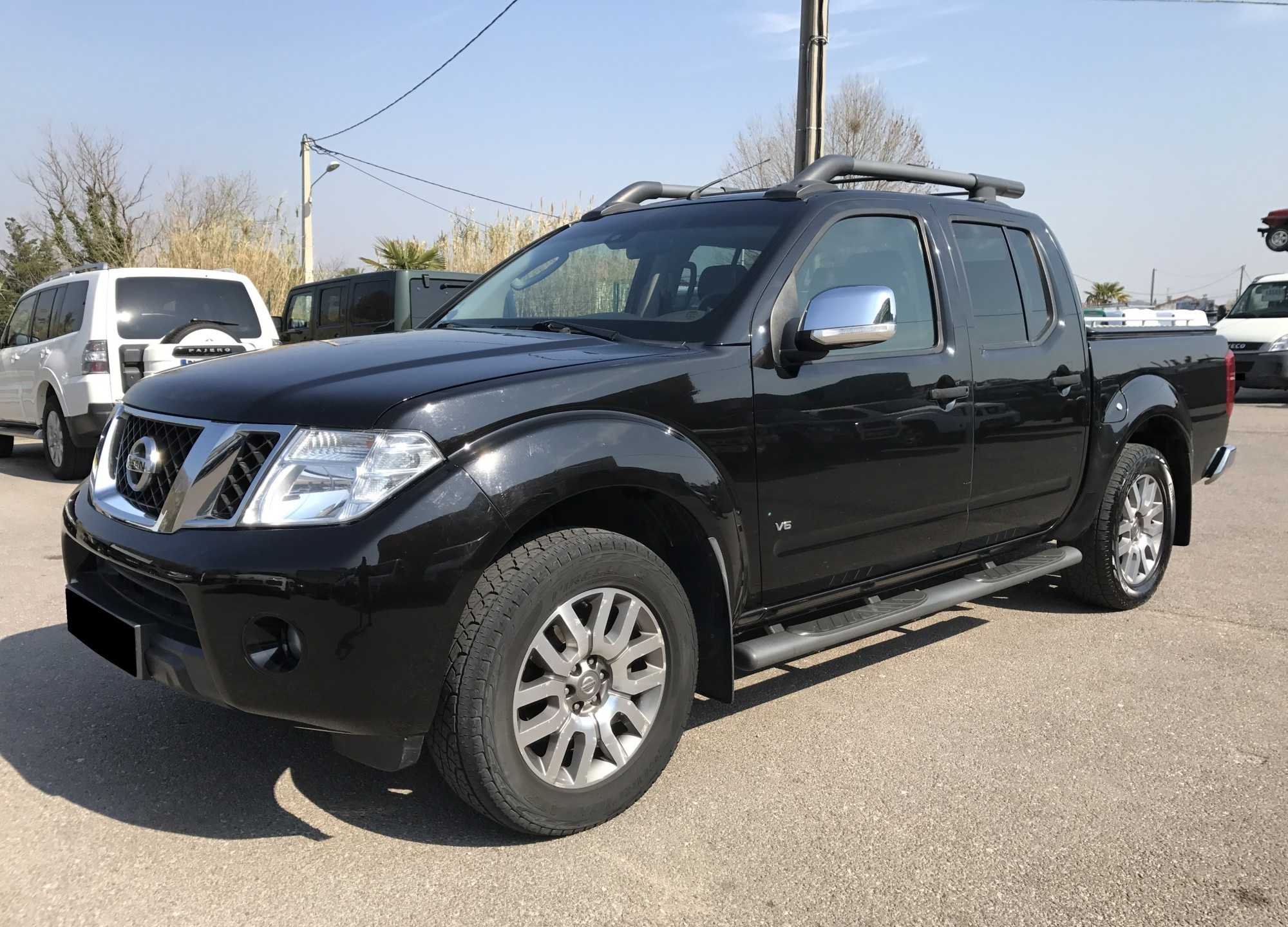 nissan navara 3 0 v6 dci 230 ch le auto bose de 2012 voir dans les bouches du rh ne proche des. Black Bedroom Furniture Sets. Home Design Ideas