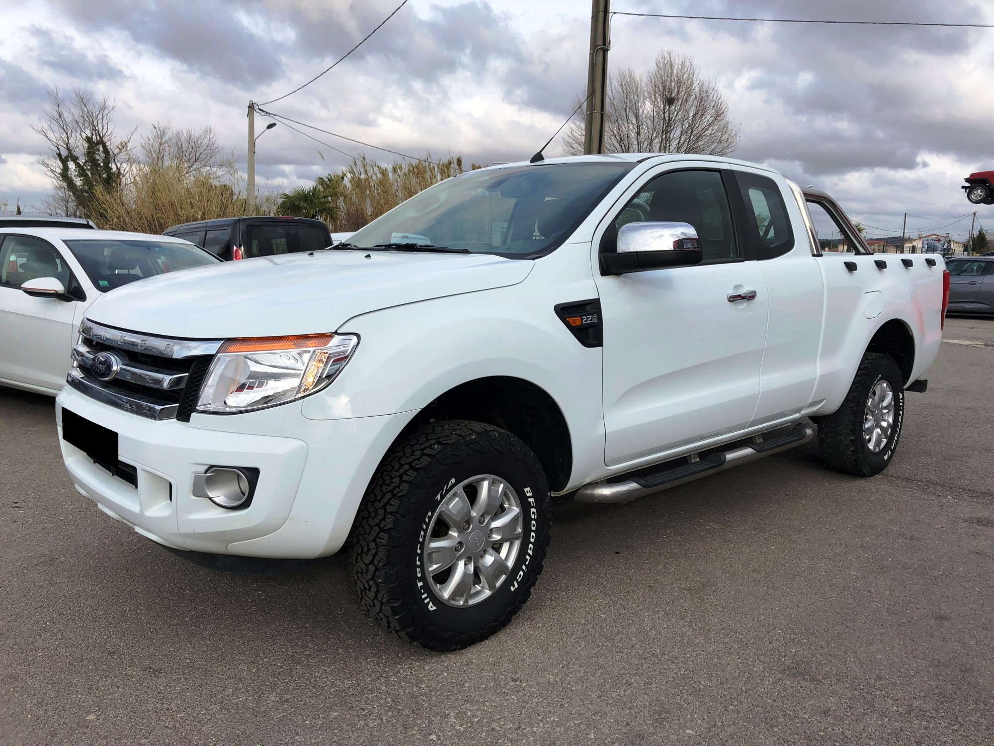 pick up ford ranger 2 2 tdci 150 ch xlt sport super cab de 2014 voir dans les bouches du rh ne. Black Bedroom Furniture Sets. Home Design Ideas