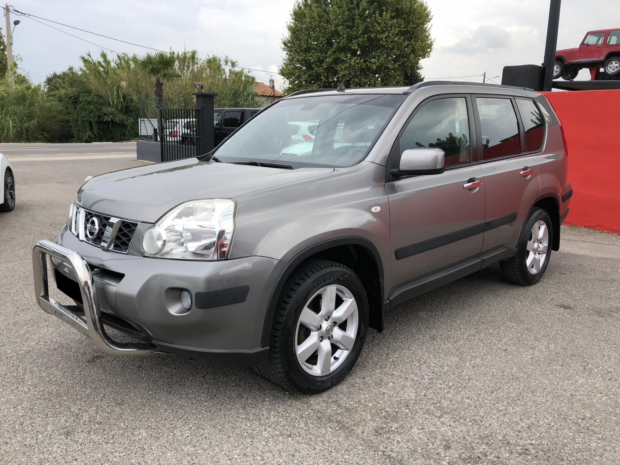4x4 nissan x trail 2 0 dci 150 ch se all mode 2010 4x4 occasion pro fun 4x4. Black Bedroom Furniture Sets. Home Design Ideas