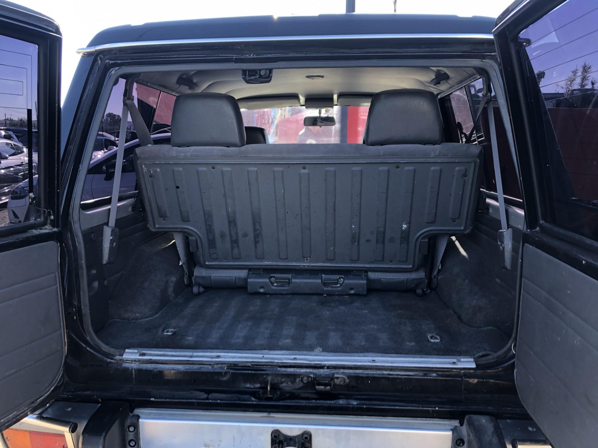 4x4 Nissan Patrol Turbo Y60 2 8 Td 115 Ch Court De 1994 4x4 Occasion Pro Fun 4x4