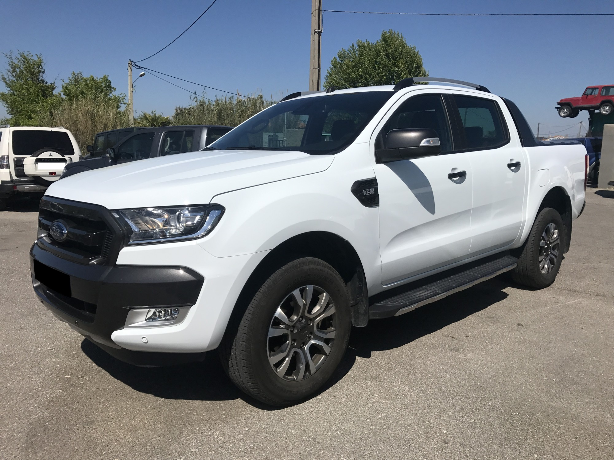 ford ranger 3 2 tdci 200 ch wildtrack bv6 auto de 2016 voir dans les bouches du rh ne proche. Black Bedroom Furniture Sets. Home Design Ideas