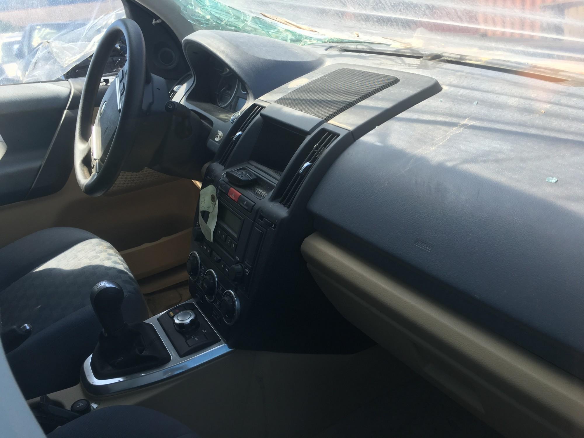 pi ces d tach es pour land rover freelander td4 160 ch de 2007 4x4 occasion pro fun 4x4. Black Bedroom Furniture Sets. Home Design Ideas