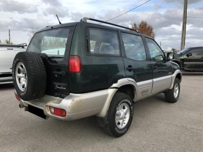 Nissan Terrano II Vert 1997 - pro fun 4x4