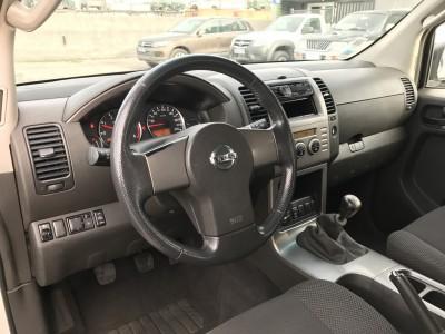 Tableau de bord Nissan Pathfinder 2.5 DCi 174 ch 2006 - pro fun 4x4