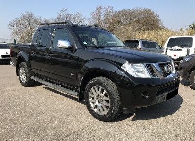Nissan Navara Pick-Up Double Cabine Toutes Options 2013 - pro fun 4x4