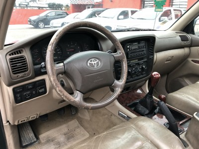 Tableau de bord Toyota L. Cruiser HDJ100 2003 - pro fun 4x4