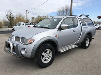 Pick Up Mitsubishi L200 2.5 DID 136 CH Club Cab 2008 - pro fun 4x4