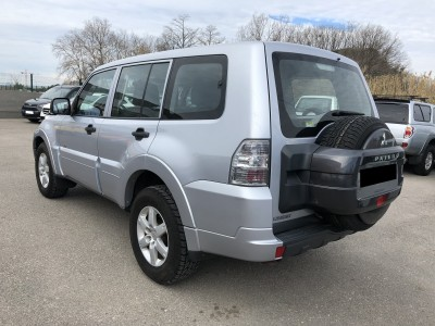 Mitsubishi Pajero Long 7 places pas cher 2011 - pro fun 4x4
