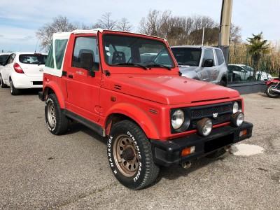 4X4 SANTANA SAMURAI SJ413 1.3i 70 ch Cabriolet de 1995 à voir dans les Bouches du Rhône proche du Rove 13