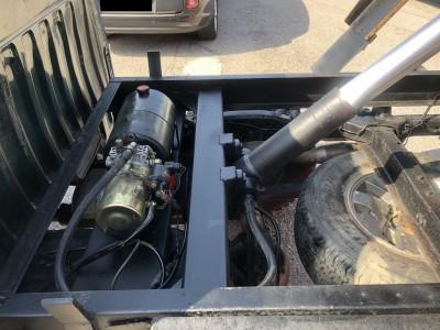 Moteur benne hydraulique L200 2005 - pro fun 4x4