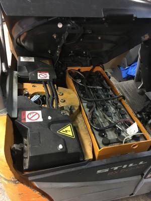 STILL RX 50-10 chariot élévateur Gardanne - pro fun 4x4