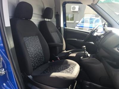 Sièges avant noir Opel Combo 2012 - pro fun 4x4