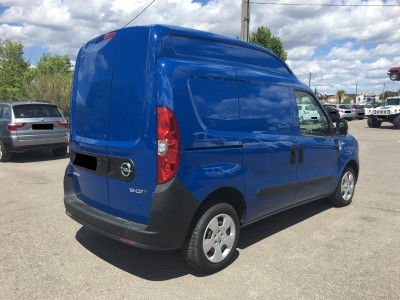 Fourgon Opel Combo L1H2 Bleu 2012 - pro fun 4x4