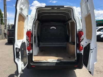 Porte arrière Fiat Scudo L2H2 - pro fun 4x4