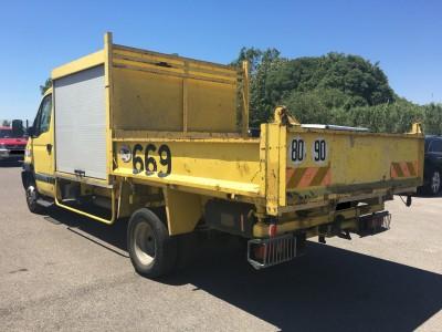 Camion benne Renault Poids Lourd – pro fun 4x4