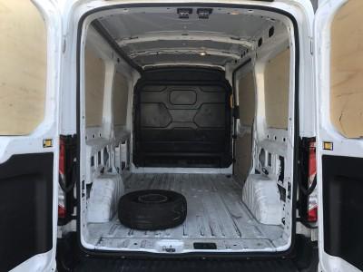Protection intérieur bois Ford Transit L2H2 Fourgon Utilitaire 2014 - pro fun 4x4