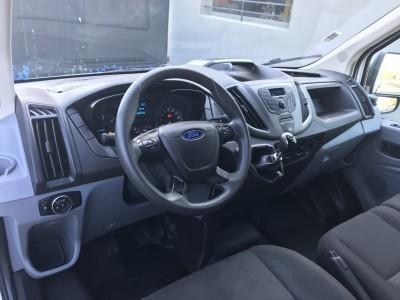 Tableau de bord Ford Transit Fourgon Ambiente 2.2 TDCi 125 ch - pro fun 4x4