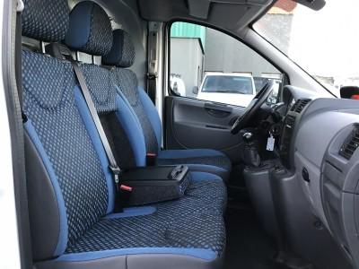 Intérieur Fiat Scudo 3 places 2013 - pro fun 4x4