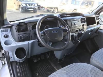 Tableau de bord Clim Ford Transit 2.2 TDCi 85 ch 2011 - pro fun 4x4