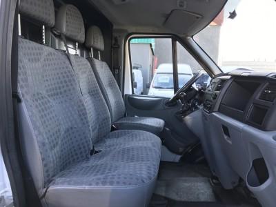 Intérieur Ford Transit 3 places 2010 pas cher - pro fun 4x4