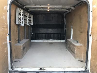 Protection intérieur bois complet Ford Transit 2011 pas cher - pro fun 4x4
