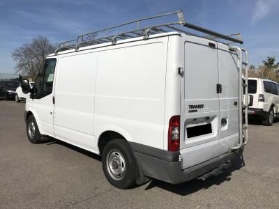 Galerie de toit et échelle Ford Transit L1 H1 2011 - pro fun 4x4
