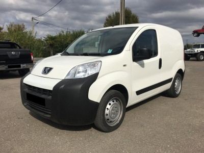 Peugeot Bipper 1.3 HDi 75 ch Pack CD Clim - pro fun 4x4
