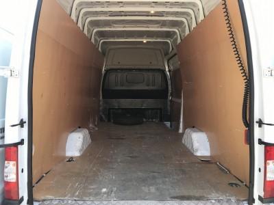 Ford Transit avec protection intérieur bois 2012 - pro fun 4x4