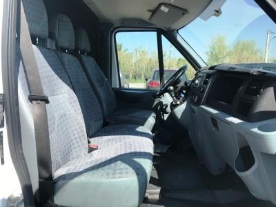 Intérieur complet Ford Transit 2012 - pro fun 4x4