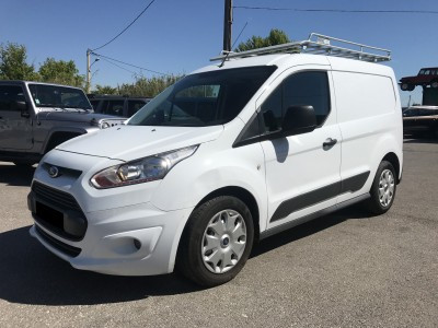 Ford Transit Connect 1.6 TDCi 75 ch 3 places - pro fun 4x4