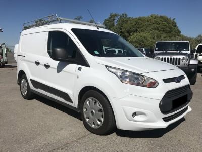 Ford Transit Connect 3 places avec galerie de toit - pro fun 4x4
