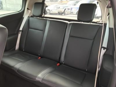 Banquette arrière Noir Cuir Renault Clio 3 RS 3 portes - pro fun 4x4