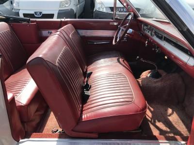 Intérieur complet en cuir pour Ford Falcon rénové restauré de 1963 - pro fun 4x4