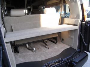 coffre arrière van chevrolet avec climatisation Gardanne - pro fun 4x4