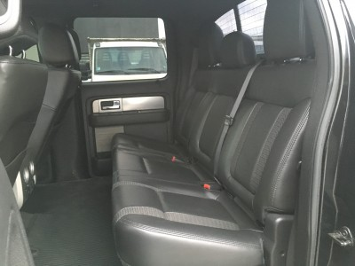 banquette cuir de ford 4x4 raptor F150 - st chamas - pro fun 4x4