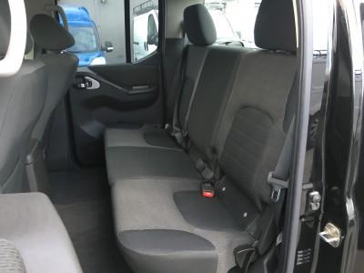 Banquette arrière Nissan Navara Double Cabine - pro fun 4x4