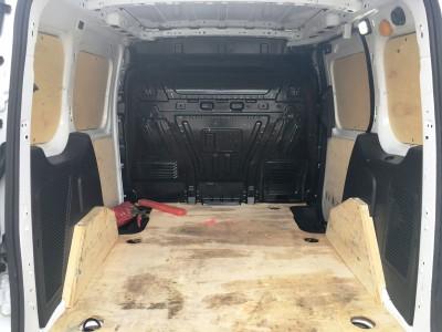 Protection intérieur bois pour Ford Transit Connect - pro fun 4x4