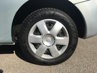Jantes 15 pouces Renault Kangoo 2011 - pro fun 4x4