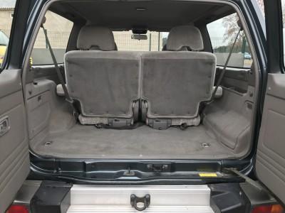 Coffre Nissan Patrol Y61 GR Turbo Court - pro fun 4x4