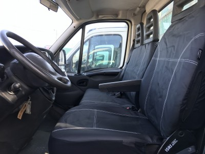 IVECO DAILY 35C13 2.3 HPi 126 ch Benne Simple Cabine 3 places 2010