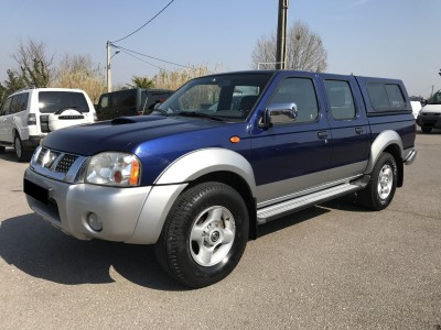 Pick Up Nissan Navara D22 2.5 TCi 133 ch Double Cabine 2004 - pro fun 4x4