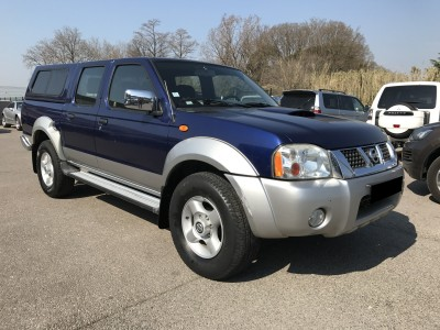 Nissan Navara King Cab Pick-Up D22 2.5 TD 133 ch - pro fun 4x4