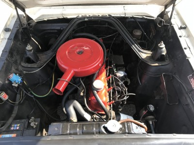 Moteur V6 Ford Falcon 1964 - pro fun 4x4
