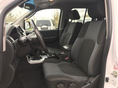 Sièges avant Nissan Navara D40 Double Cab 2014 - pro fun 4x4