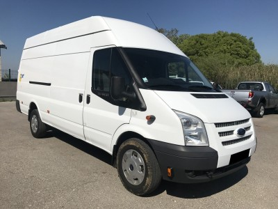 Fourgon Ford Transit L4H3 2.2 TDCi 125 ch Long 2013 - pro fun 4x4