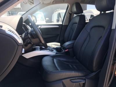 Sièges avant cuir Audi Q5 Ambition Luxe 2009 - pro fun 4x4