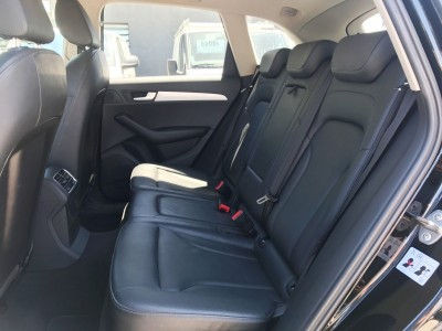 Banquette arrière Audi Q5 SLine Ambition Luxe 2011 - pro fun 4x4