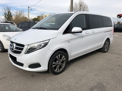 Mercedes Classe V 220d Fascination Long 7G-Tronic Plus 2016 - pro fun 4x4