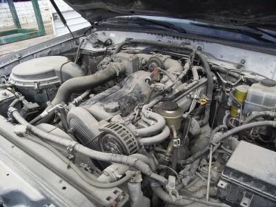 moteur 4x4 complet turbo injecteurs carry le rouet pro fun 4x4